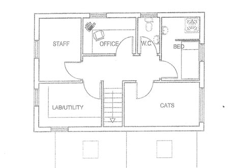 renfro veterinary services richmond mo small animal small clinic floor plan hollans models built on site