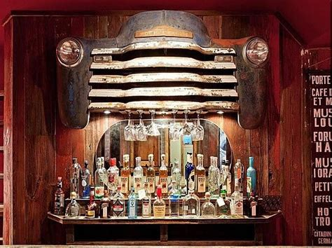 car parts home decor 25 best ideas about car man cave on pinterest man cave