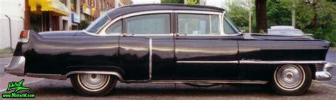1954 Cadillac 4 Door by Black 1954 Cadillac Series 62 Sedan 4 Door Hardtop In