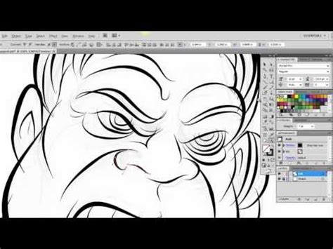 pattern illustrator tutorial cs5 drawing and coloring tutorial for adobe illustrator how