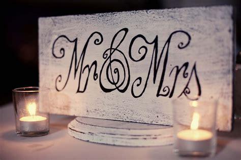fantastic diy wedding signs huffpost