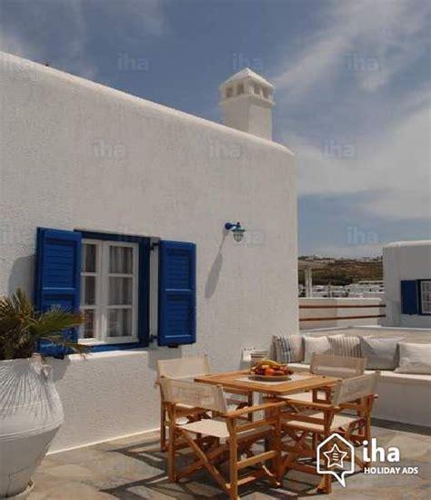 appartamenti in affitto mykonos privati appartamento in affitto a ornos iha 63170