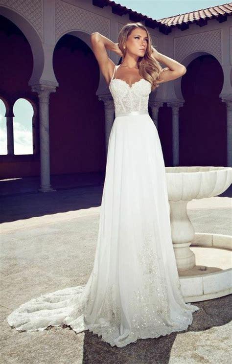 Robe Blanche Simple Pour Mariage - tendance mode 60 des plus belles robes de mariage civil