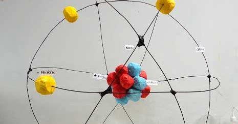 como construir una maqueta de un atomo de aluminio como hacer maquetas como hacer una maqueta del atomo