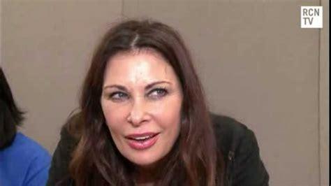 jane badler interview youtube