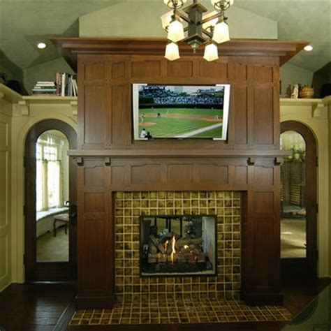 craftsman style mantel search for our craftsman