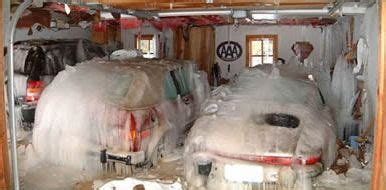 Keep Attached Garage Doors Shut Occasionally Plumbing Garage Door Frozen Shut