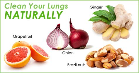 Foods That Detox Your Lungs by Lung Detox With These 4 Foods