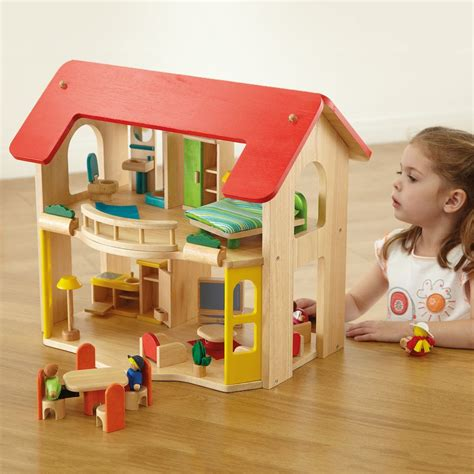 small dolls house small world wooden corner dolls house small world play