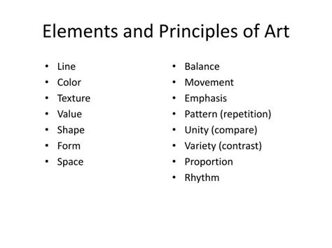 elements and principles ppt video online download ppt elements and principles of art powerpoint