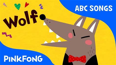 baby shark abc w wolf abc alphabet songs phonics pinkfong songs