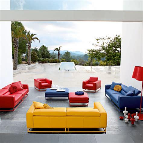 colorful living room furniture spring summer living room designs