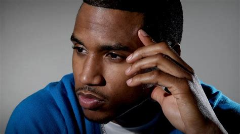 trey songz comfortable trey s music comes first dailytelegraph com au