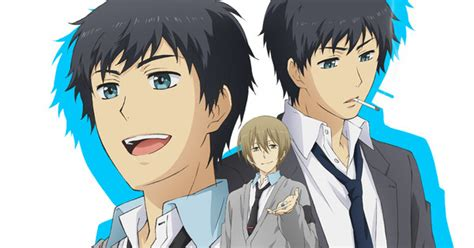 relife tv anime s ending theme song artists revealed
