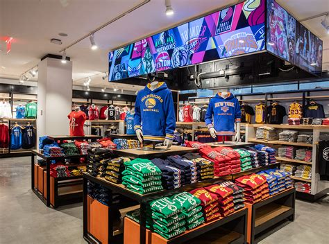 store nyc the new nba store in new york city is amazing slamonline
