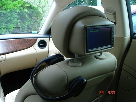 aftermarket rear seats aftermarket dvd system for the rear seats mbworld org
