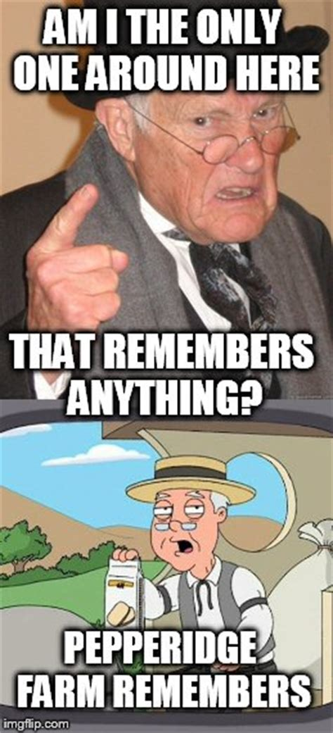 Am I The Only One Meme Generator - sometimes its like i m the only one without a memory