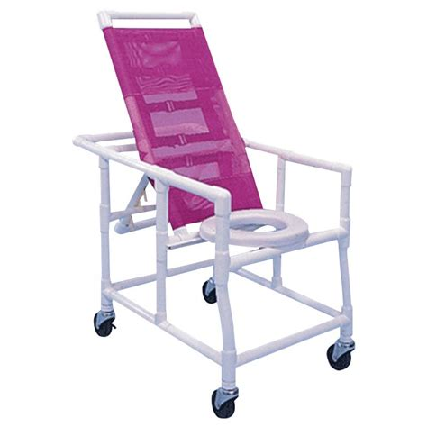 reclining commode chair healthline reclining shower commode chair shower chairs