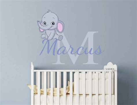 personalised nursery wall stickers nursery wall stickers with custom names by eydecals