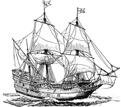 barco antiguo dibujo dibujo para colorear barco img 15958
