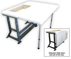 sew sewing tables extension kit