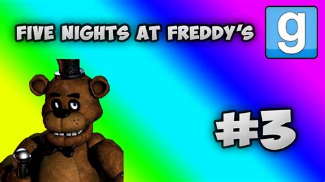 free five nights at freddy s garry s mod game five nights at freddy s funny moments with friends