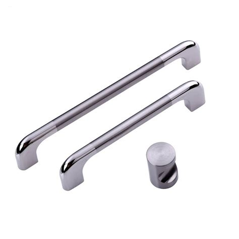 Stainless Steel Hardware For Kitchen Cabinets Stainless Steel Kitchen Cabinet Cupboard Door Handles Drawer Pulls Knobs U Bar Ebay