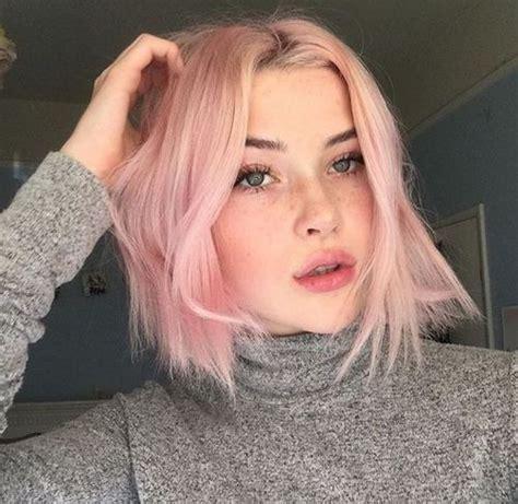 older women with platinum blonde pink hair 25 best ideas about pale pink hair on pinterest pastel