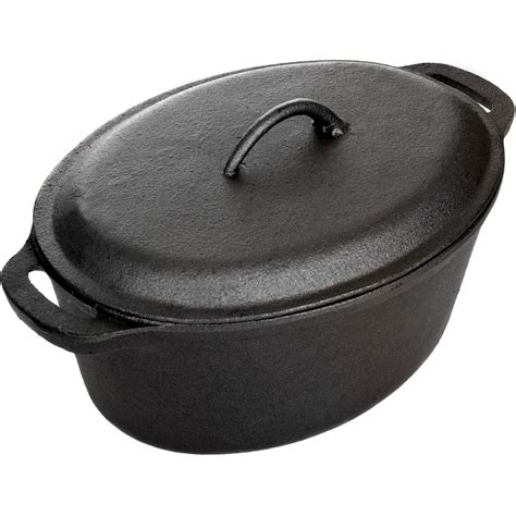 best cast iron pot cajun cookware 5 quart cast iron oval casserole