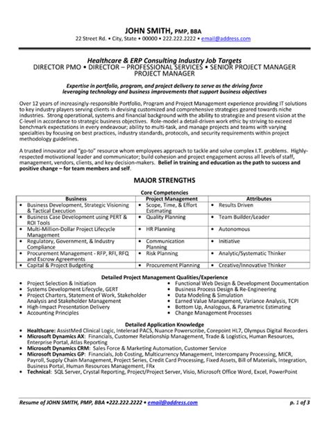Resume Sles For A Healthcare Health Care Consultant Resume Template Premium Resume Sles Exle