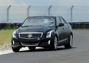 Mpg Cadillac Ats 2013 Cadillac Ats 2 5 Liter Scores 33 Mpg Highway Rating