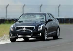 2013 Cadillac Ats 2 5 L 2013 Cadillac Ats 2 5 Liter Scores 33 Mpg Highway Rating