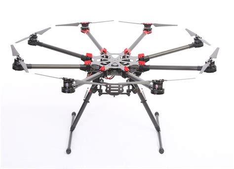 Dji Wings S1000 dji released its new spreading wings s1000 octocopter drone