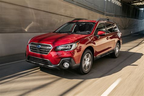 subaru outback touring 2018 2018 subaru outback 2 5i first test review safe slow
