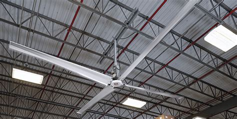 high volume ceiling fans high volume low speed hvls fans industrial ceiling