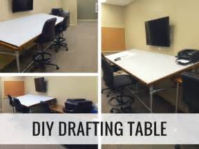 build a drafting table diy drafting table built with kee kl