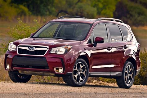 subaru forester price used 2014 subaru forester for sale pricing features