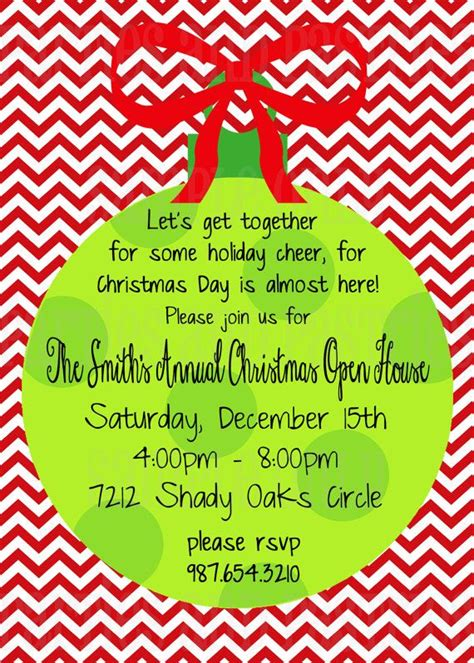 best 25 christmas party invitations ideas on pinterest