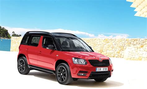 skoda yeti 2017 skoda yeti 2017 en photos exclusives