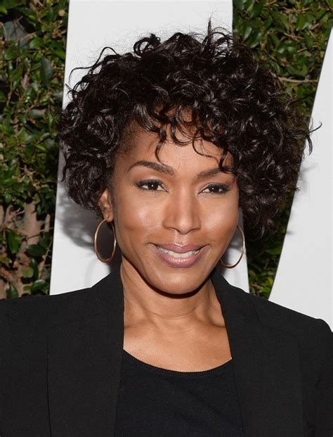 black naturally curly hairstyles pictures hairstyles angela bassett haircut naturally curly short hairstyles