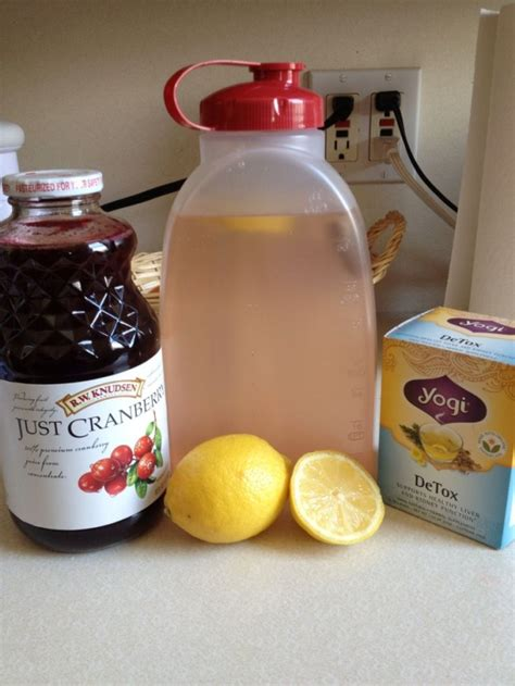 Root Detox Drink by Trying Out The Jillian Michael S Detox Water 1 Dandelion