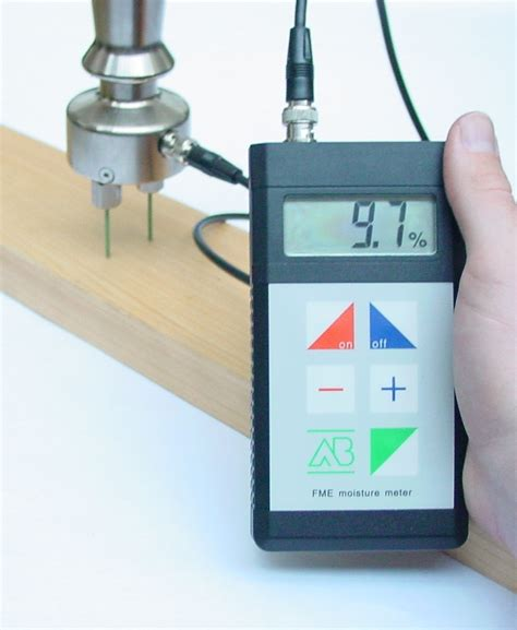 Wood Moisture Meter moisture tester for wood fme pce instruments