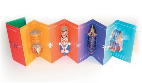 desain cup lu 30 cool 3d pop up brochure design ideas hative
