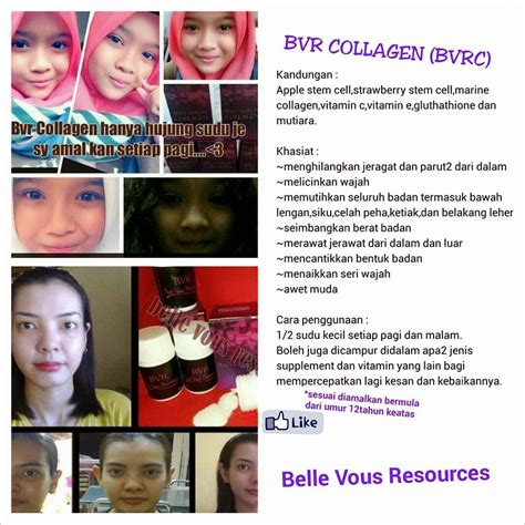 Collagen Bvrc syuhada shop bvr collagen