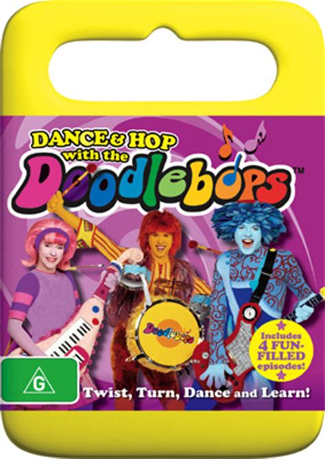 all doodlebops names and hip hop with the doodlebops
