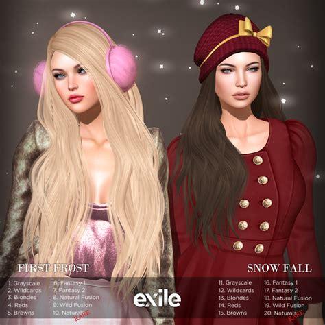 the daria hair exle the hair exle lemondrop broken dolls sexay new exile