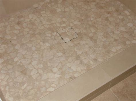installing a pebble shower floor harrisburg york lancaster