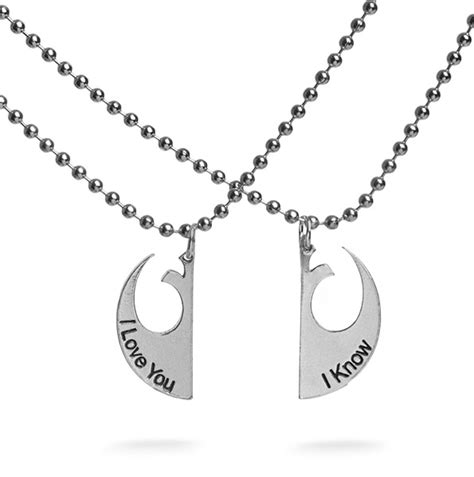 my friend cayla necklace wont light up wars i you i necklace thinkgeek