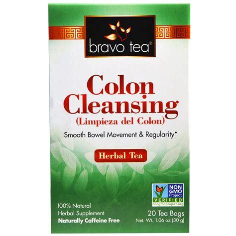 Colon Cleanse Detox Tea by Bravo Teas Herbs Inc Colon Cleansing Herbal Tea 20