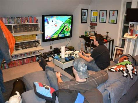 21 super awesome video game room ideas you must see 45 video game room ideas to maximize your gaming